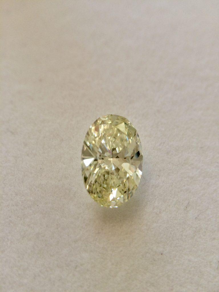 K18 ダイヤモンド2ct ナメレーフルエタニティーリング-ゴールドふんわりチャーミング